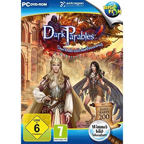 - Dark Parables: Der Dieb und das Feuerzeug - Preis vom 20.10.2020 04:55:35 h