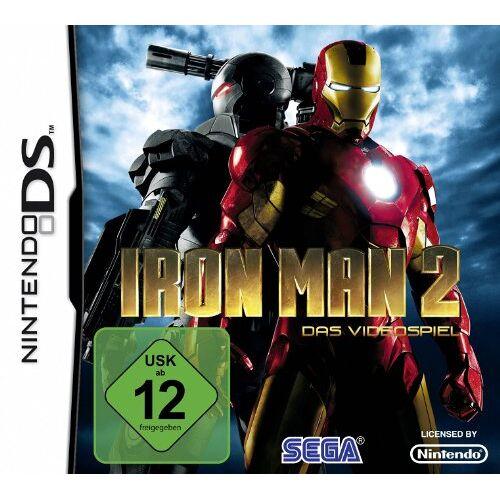 Sega - Iron Man 2 - Das Videospiel - Preis vom 20.10.2020 04:55:35 h
