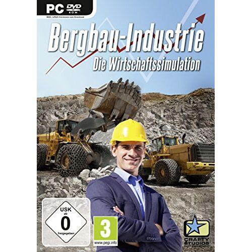Koch Media Deutschland - Bergbau-Industrie - Die Wirtschaftssimulation (PC) - Preis vom 17.10.2020 04:55:46 h