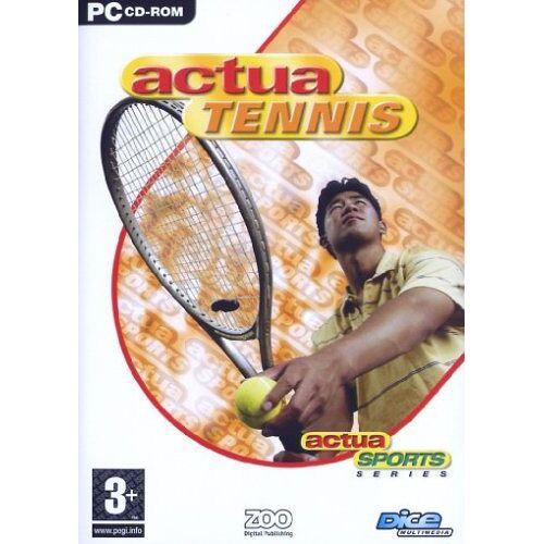 Dice - Actua Tennis - Preis vom 11.02.2020 06:04:24 h