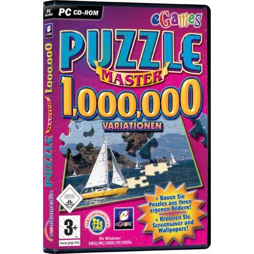 Rondomedia - Puzzle Master 1.000.000 - Preis vom 27.01.2021 06:07:18 h