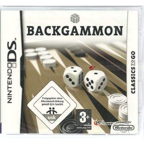 DTP - Backgammon - Preis vom 14.01.2021 05:56:14 h