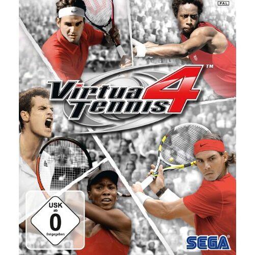 Sega - Virtua Tennis 4 - Preis vom 12.02.2020 05:58:47 h