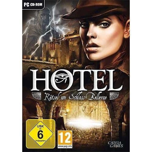 DTP - Hotel - Rätsel um Schloss Bellevue - Preis vom 03.05.2021 04:57:00 h