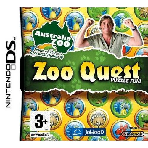JoWood - Zoo Quest - Puzzle Fun - Preis vom 20.10.2020 04:55:35 h