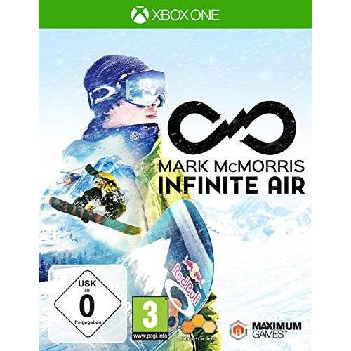 F+F Distribution - Mark McMorris Infinite Air - [Xbox One] - Preis vom 13.05.2021 04:51:36 h