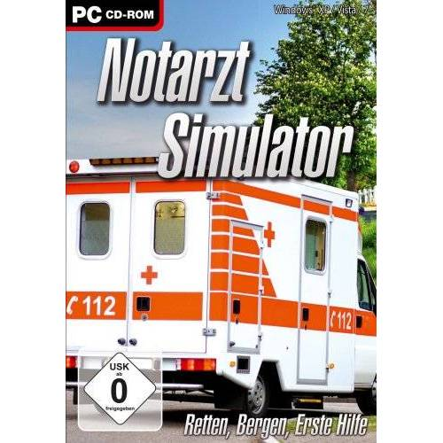 UIG - Notarzt Simulator - Preis vom 26.02.2020 06:02:12 h