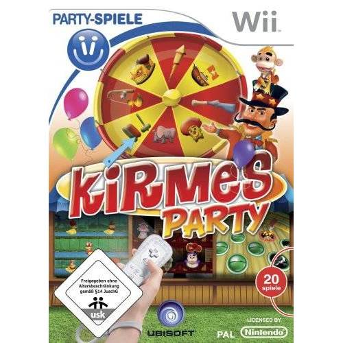 Ubisoft - Kirmes Party - Preis vom 20.10.2020 04:55:35 h