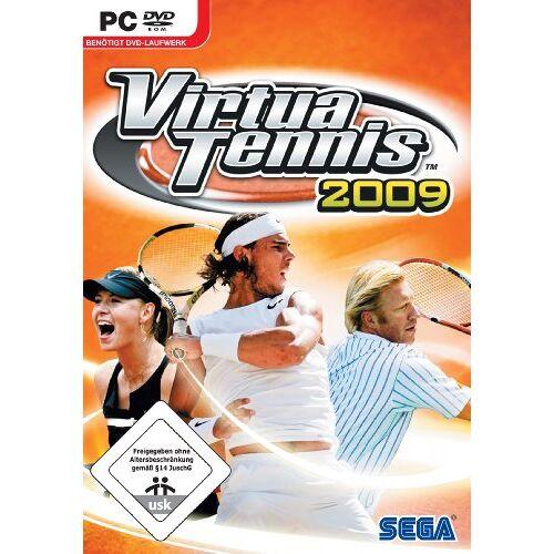 Sega - Virtua Tennis 2009 - Preis vom 13.02.2020 06:03:59 h