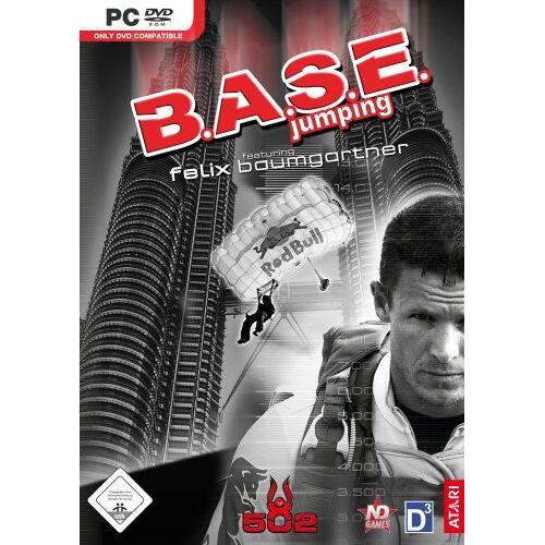 Atari - Base Jumping (DVD-ROM) - Preis vom 22.02.2020 06:00:29 h