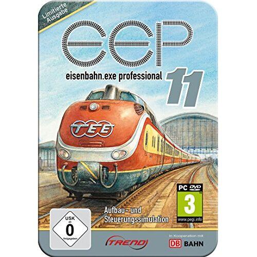 Trend Verlag - EEP 11 eisenbahn.exe professional - Preis vom 27.01.2021 06:07:18 h