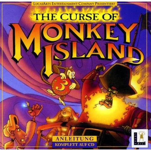 ak tronic - The Curse of Monkey Island 3 - Preis vom 17.10.2019 05:09:48 h