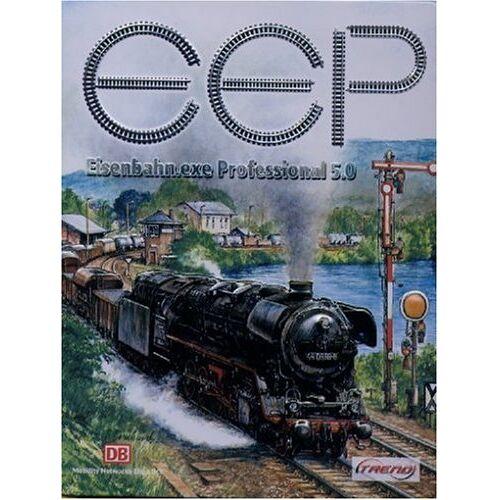 Trend Verlag - EEP: Eisenbahn.exe Professional 5.0 - Preis vom 27.01.2021 06:07:18 h