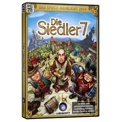 Ubisoft - Die Siedler 7 - Preis vom 25.02.2021 06:08:03 h
