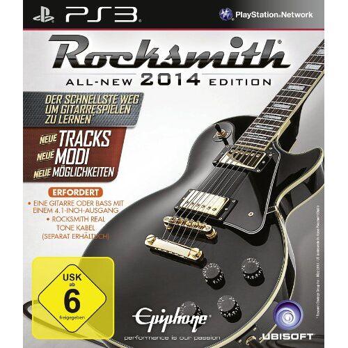 Ubisoft - Rocksmith 2014 (ohne Kabel) - Preis vom 11.05.2021 04:49:30 h