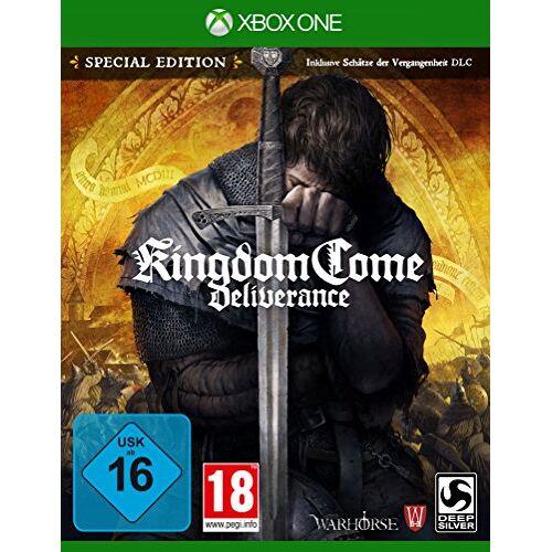 Deep Silver - Kingdom Come Deliverance Special Edition - XBOXONE - Preis vom 13.05.2021 04:51:36 h