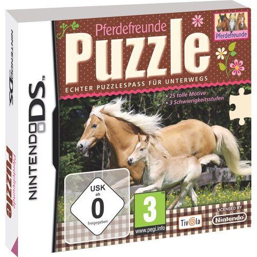 Tivola - Puzzle - Pferdefreunde - Preis vom 21.01.2021 06:07:38 h