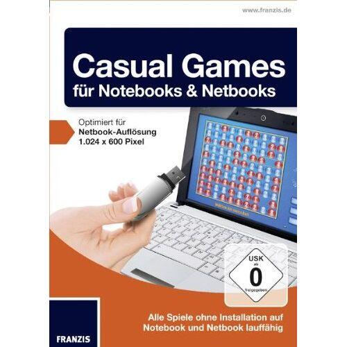 Franzis - Casual Games für Notebooks & Netbooks - Preis vom 20.02.2020 05:58:33 h