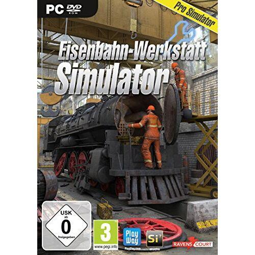 Ravenscourt - Eisenbahn-Werkstatt Simulator [PC] - Preis vom 10.05.2021 04:48:42 h