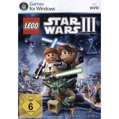Lucas Arts - Lego Star Wars 3 - The Clone Wars [Software Pyramide] - Preis vom 16.02.2020 06:01:51 h