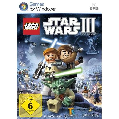 Lucas Arts - Lego Star Wars III: The Clone Wars - Preis vom 18.11.2019 05:56:55 h