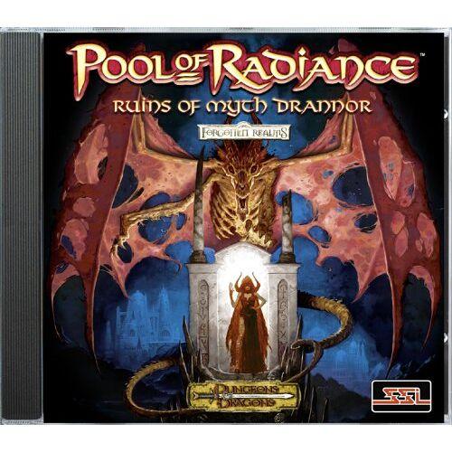 ak tronic - Pool of Radiance - Ruins of Myth Drannor - Preis vom 17.01.2021 06:05:38 h