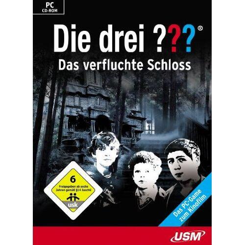 USM - Die drei ??? - Das verfluchte Schloss (CD-ROM) - Preis vom 20.10.2020 04:55:35 h