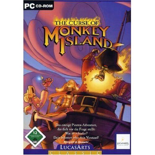 Lucas Arts - The Curse of Monkey Island - Preis vom 17.10.2019 05:09:48 h