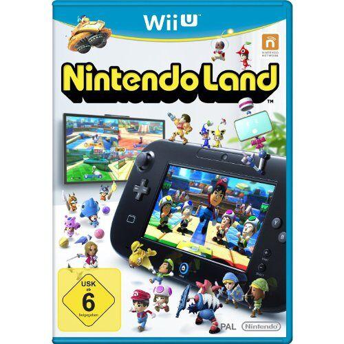 Nintendo - Nintendo Land - Preis vom 17.01.2021 06:05:38 h