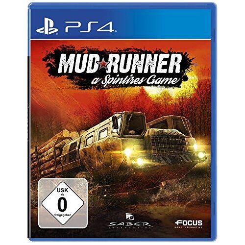 Astragon - Spintires: MudRunner - PS4 - Preis vom 18.04.2021 04:52:10 h