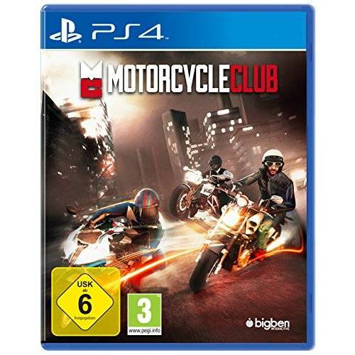 BigBen - Motorcycle Club - Preis vom 05.03.2021 05:56:49 h