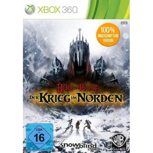 Warner Bros. - Der Herr der Ringe - Der Krieg im Norden [Software Pyramide] - Preis vom 22.10.2020 04:52:23 h