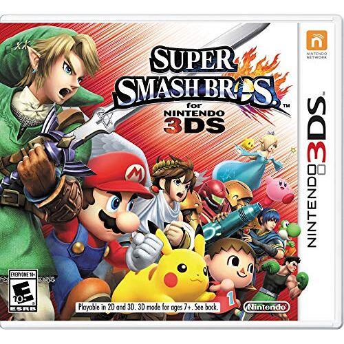 Super Smash Bros. - Super Smash Bros - Preis vom 16.01.2021 06:04:45 h
