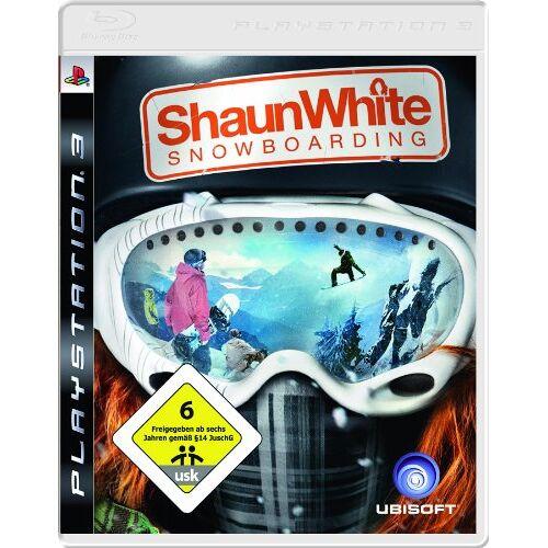 Ubisoft - Shaun White Snowboarding - Preis vom 18.10.2020 04:52:00 h