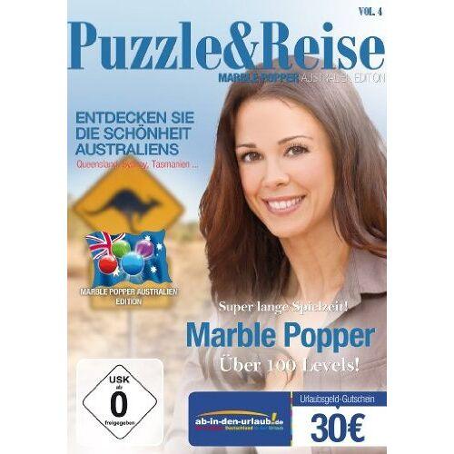 Rokapublish - Puzzle & Reise Vol.4 - Marble Popper: Australien - Preis vom 06.04.2021 04:49:59 h