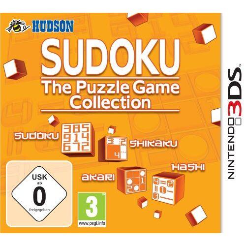Konami - SUDOKU - The Puzzle Game Collection - Preis vom 13.05.2021 04:51:36 h