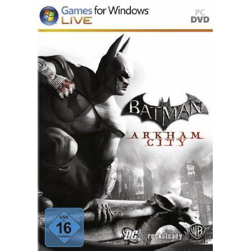Warner Bros. - Batman: Arkham City [Software Pyramide] - [PC] - Preis vom 24.02.2021 06:00:20 h