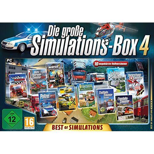 Rondomedia - Die große Simulations-Box 4: Best of Simulations - Preis vom 12.05.2021 04:50:50 h