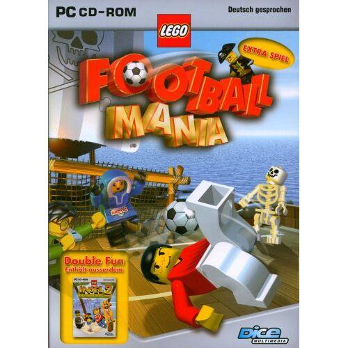 Lego - Lego Football Mania + Insel 2 Pack - Preis vom 18.11.2019 05:56:55 h