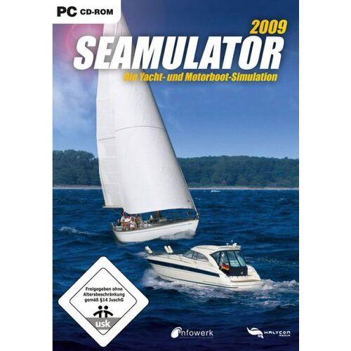 Halycon - Seamulator 2009 - Die Yacht und Motorbootsimulation - Preis vom 20.10.2020 04:55:35 h