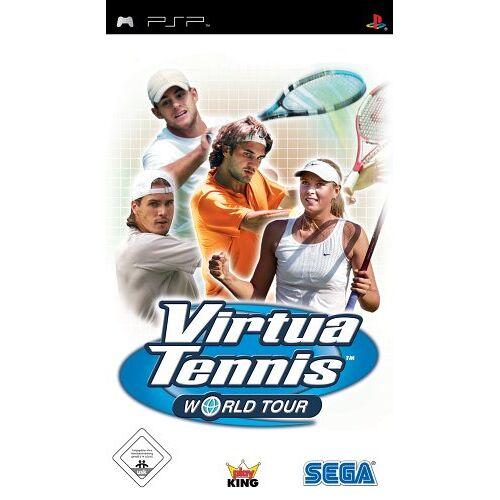 Sega - Virtua Tennis: World Tour - Preis vom 12.02.2020 05:58:47 h