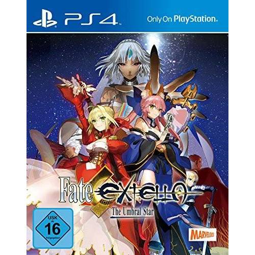 PQube - Fate / EXTELLA: The Umbral Star - Preis vom 20.10.2020 04:55:35 h