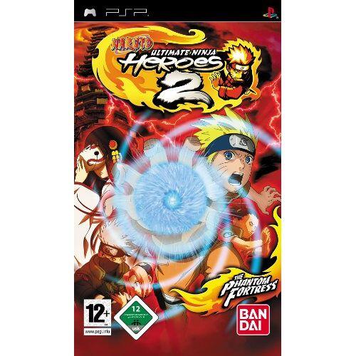 Bandai - Naruto - Ultimate Ninja Heroes 2 - Preis vom 13.04.2021 04:49:48 h