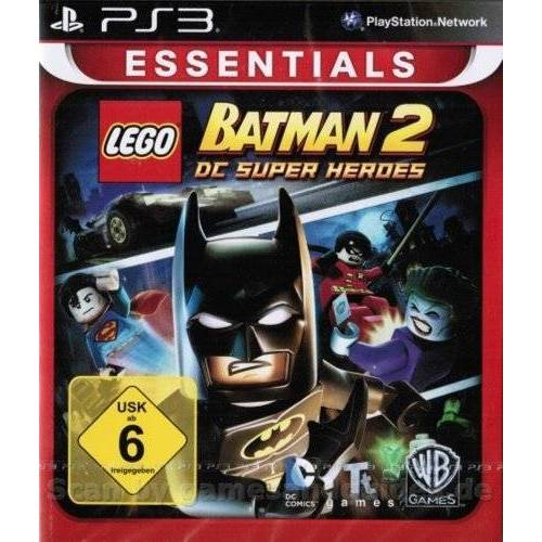 Warner Bros. - Lego Batman 2 - DC Super Heroes [Software Pyramide] - Preis vom 25.02.2021 06:08:03 h