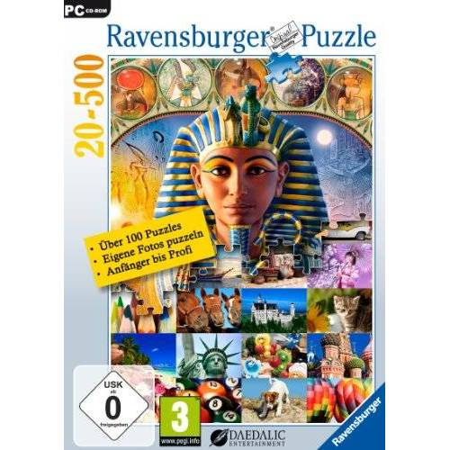 Ravensburger - Ravensburger Puzzle - Preis vom 16.04.2021 04:54:32 h