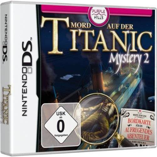 Purple Hills - Titanic Mystery 2 - Mord auf der Titanic - Preis vom 24.02.2021 06:00:20 h