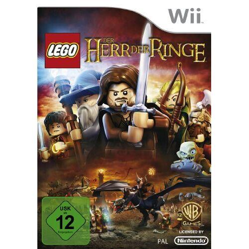 Warner Bros. - LEGO Der Herr der Ringe [Software Pyramide] - [Nintendo Wii] - Preis vom 22.10.2020 04:52:23 h