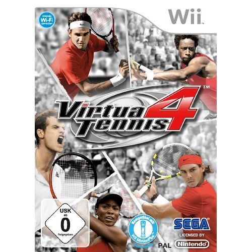 Sega - Virtua Tennis 4 - Preis vom 13.08.2020 04:48:24 h