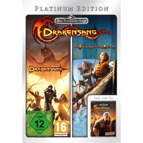 DTP - Das schwarze Auge: Drakensang - Platinum Edition - Preis vom 04.09.2020 04:54:27 h