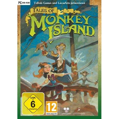 Activision - Tales of Monkey Island - Preis vom 14.07.2019 05:53:31 h